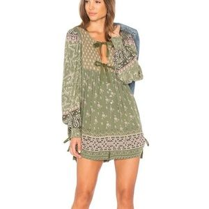 Spell and the gypsy lionheart romper size small S